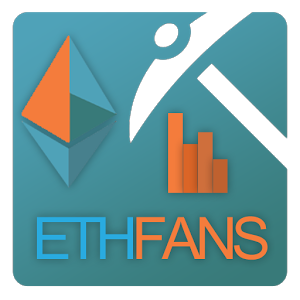 EthFans Mining Pool Monitor