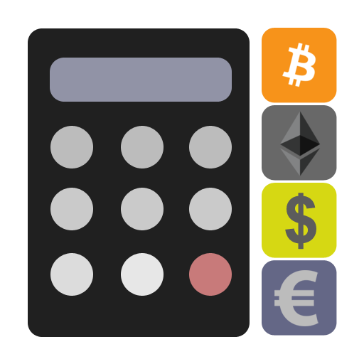 Crypto Currency Bitcoin Calculator