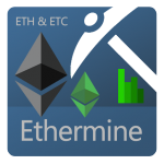 Ethermine Pool Stats Monitor