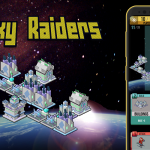 Galaxy Raiders - space cards